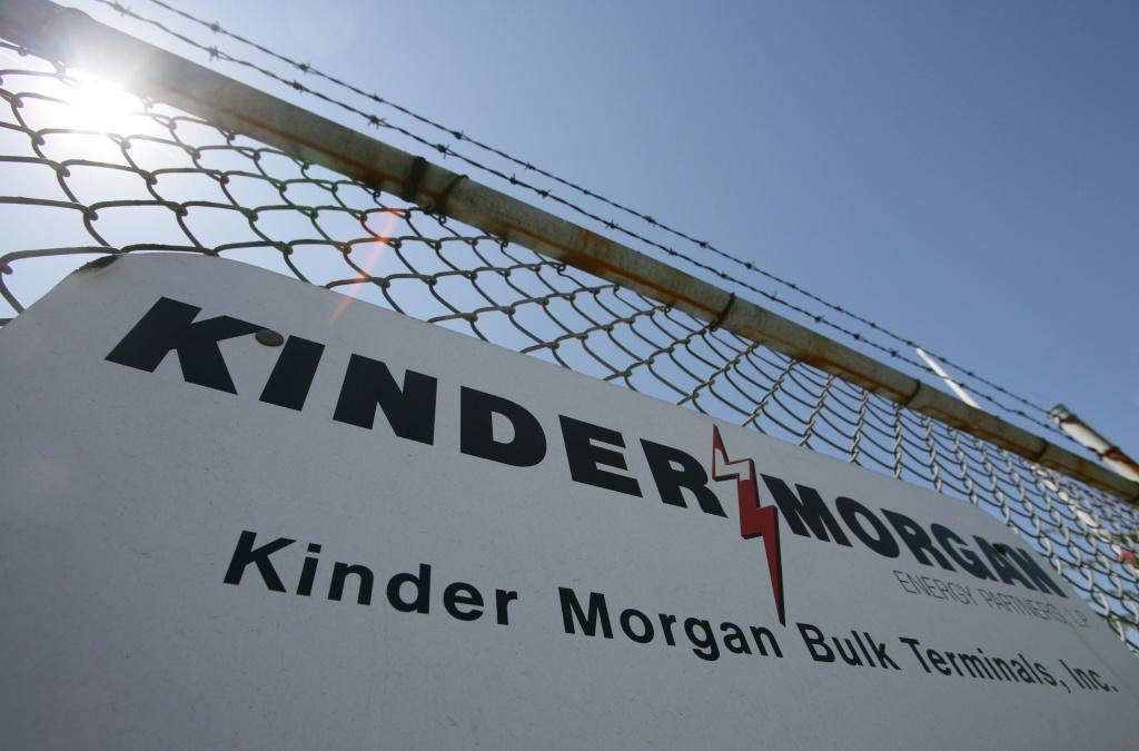 Kinder Morgan, Inc. (KMI) Expected to Announce Quarterly Sales of $3.31 Billion