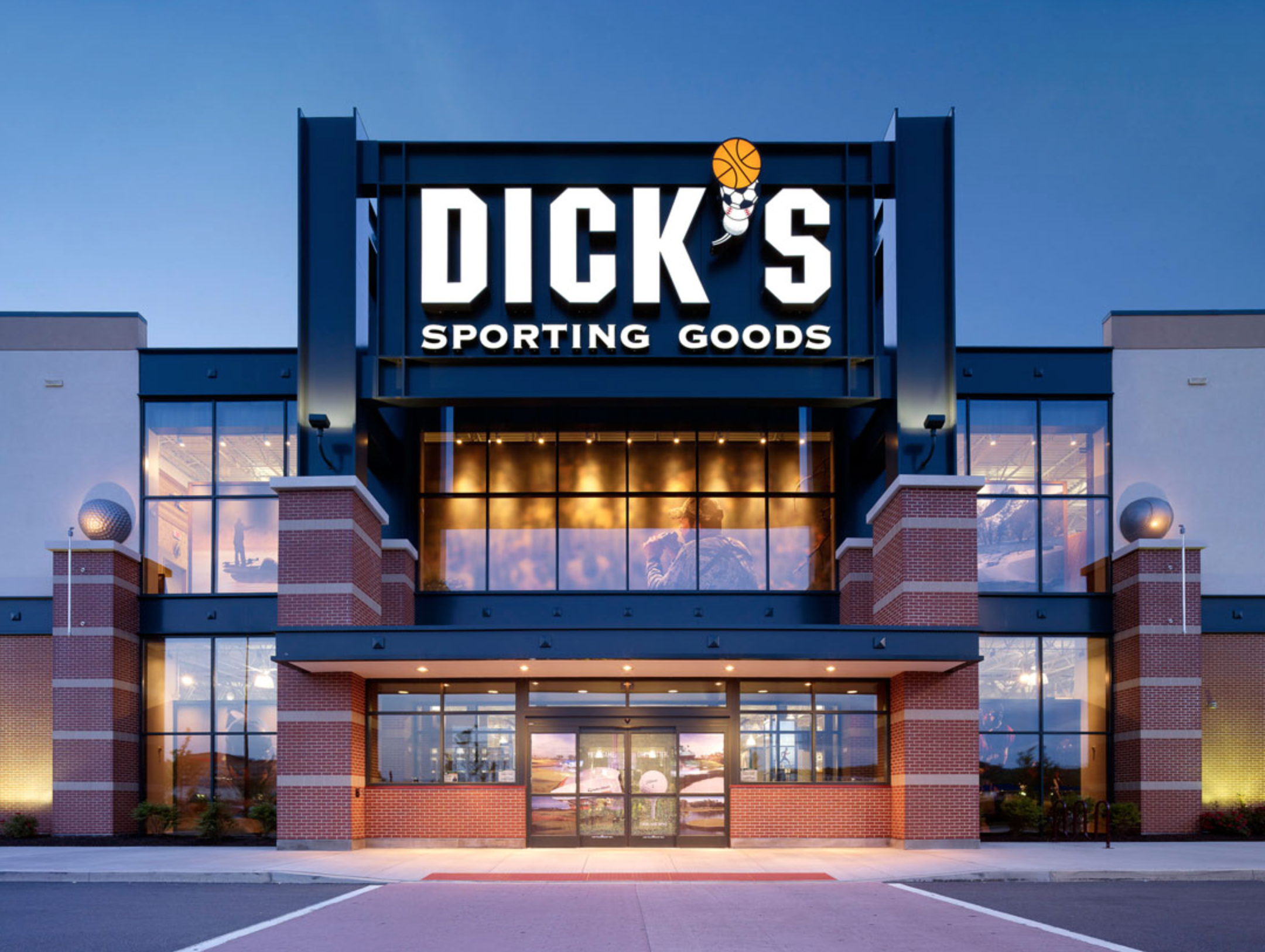 Highlights for Dick's Sporting Goods. Originally home to camping and fishing supplies, Dick's Sporting Goods is a one-stop-shop for quality sporting products that will change the way you play the game. Founded in , the popular retailer offers everything from activewear and footwear to licensed fan gear and outdoor accessories.