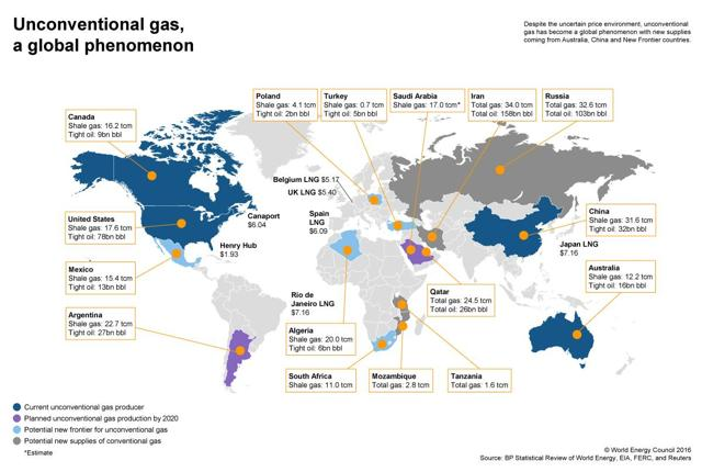 World-map-Unconventional-gas-a-global-phenomenon-World-Energy-Resources