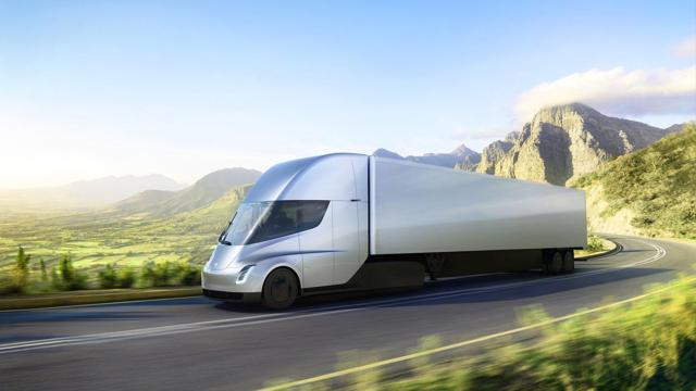 Tesla: Truck Implications
