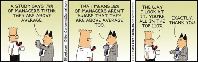 GraycellAdvisors.com ~ Dilbert cartoon by Scott Adams