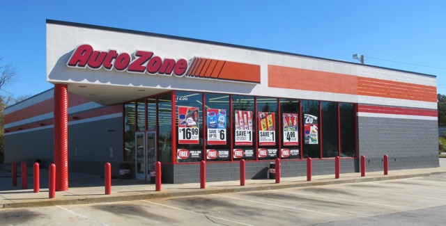 AutoZone: Headed To All-Time Highs