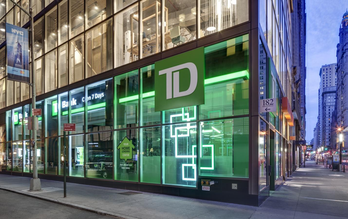 TD Bank: Quality Isn't Always Expensive - The Toronto