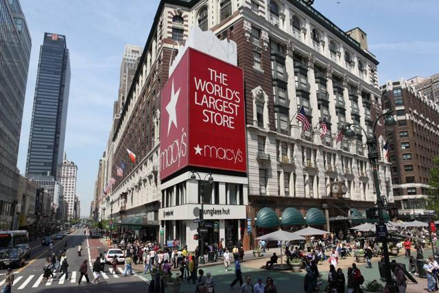 A Hypothetical LBO Of Macy's