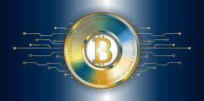 Bitcoin Crytocurrency Image