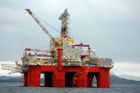 Transocean - A Strong Message Attached To The Spitsbergen 22-Well Contract
