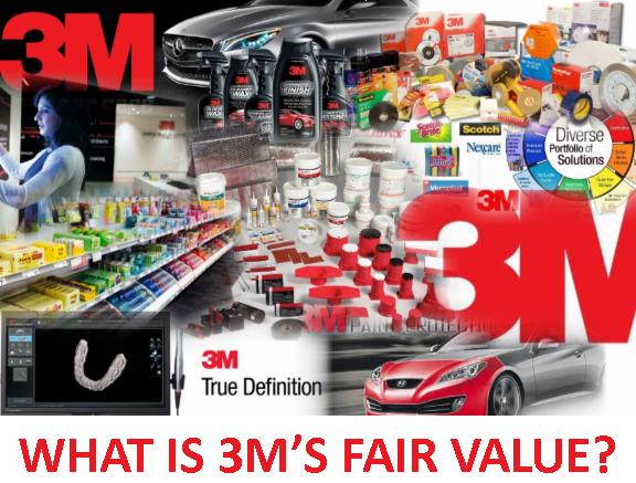 3M (NYSE:<a href=