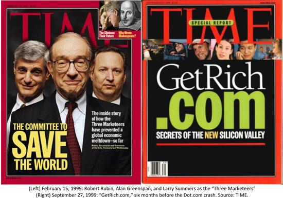 Time Magazine Covers from 1999 Image