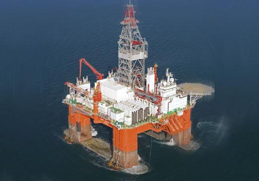 Statoil hires Seadrill rig for work offshore Canada
