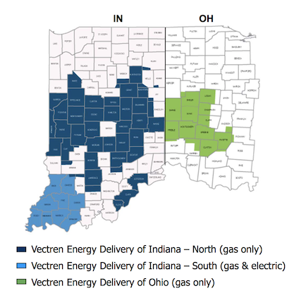Natural Gas Utility Companies In Ohio