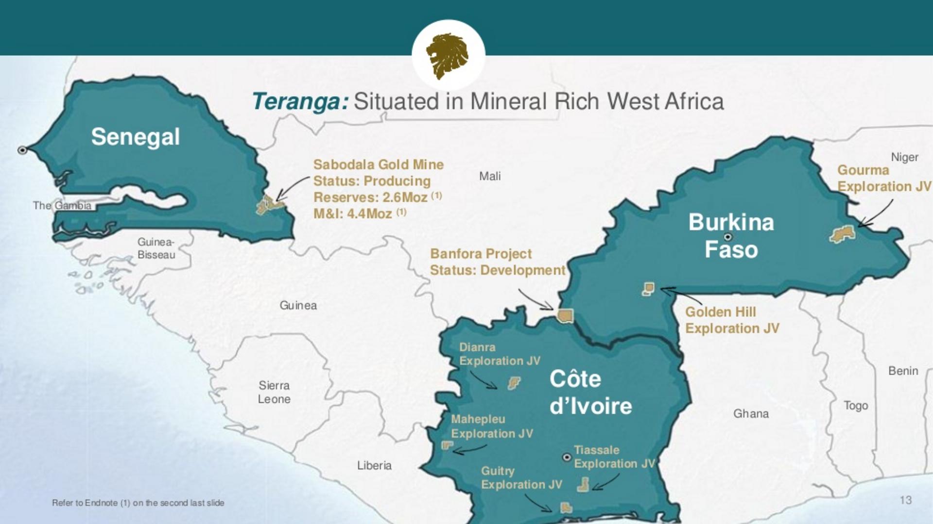 Teranga Gold What The Analysts Are Overlooking Teranga Gold