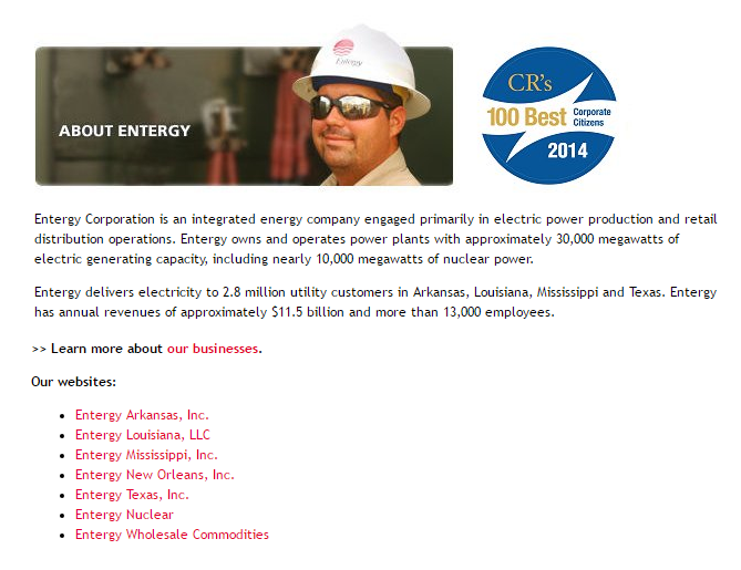 Entergy: Why Is This Utility Cheaper Than All The Rest