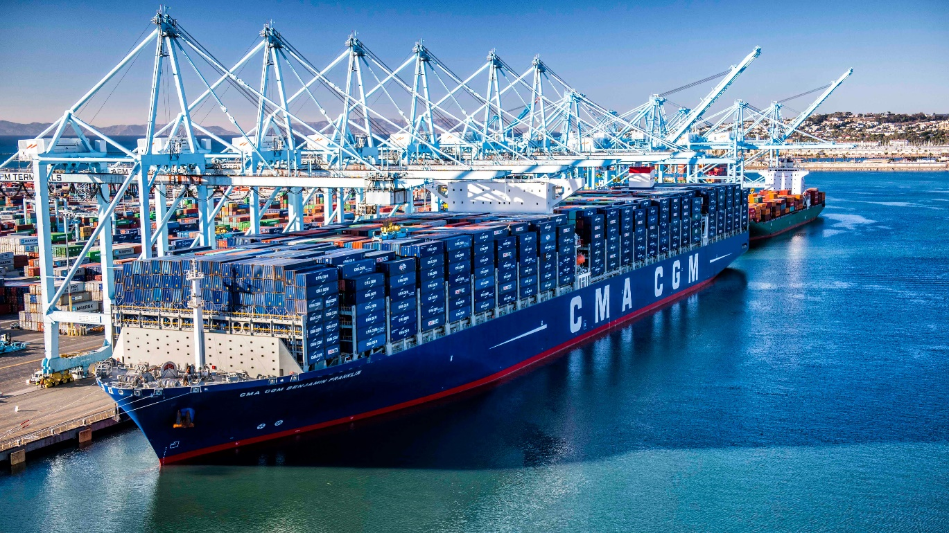 Top North America Container Traffic Ends 2016 On A Strong