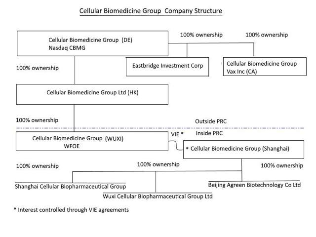CBMG structure