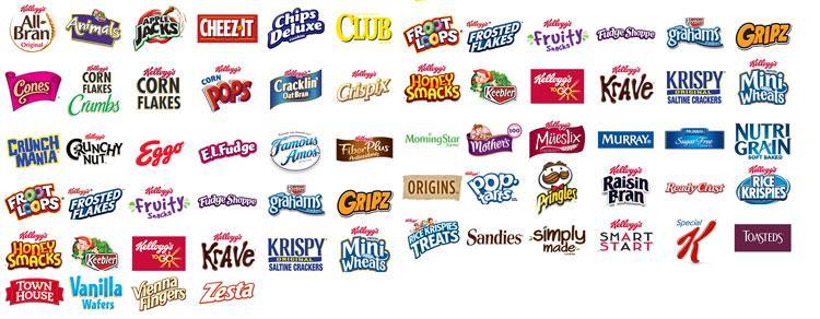 Big Food On Sale Part 1 Of 4 Kellogg Company Kellogg