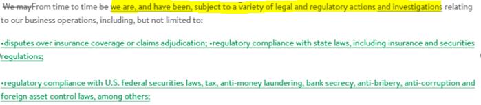 Citizens: An Egregious Stock Scheme - Citizens, Inc  (NYSE:CIA