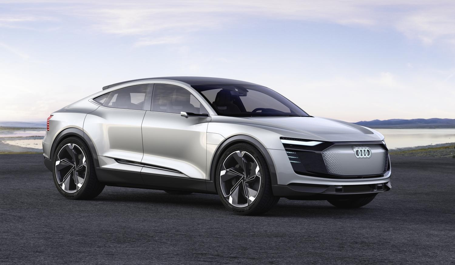 2018 audi electric suv. exellent audi so how do the audi etron and sportback relate to each other for 2018 audi electric suv