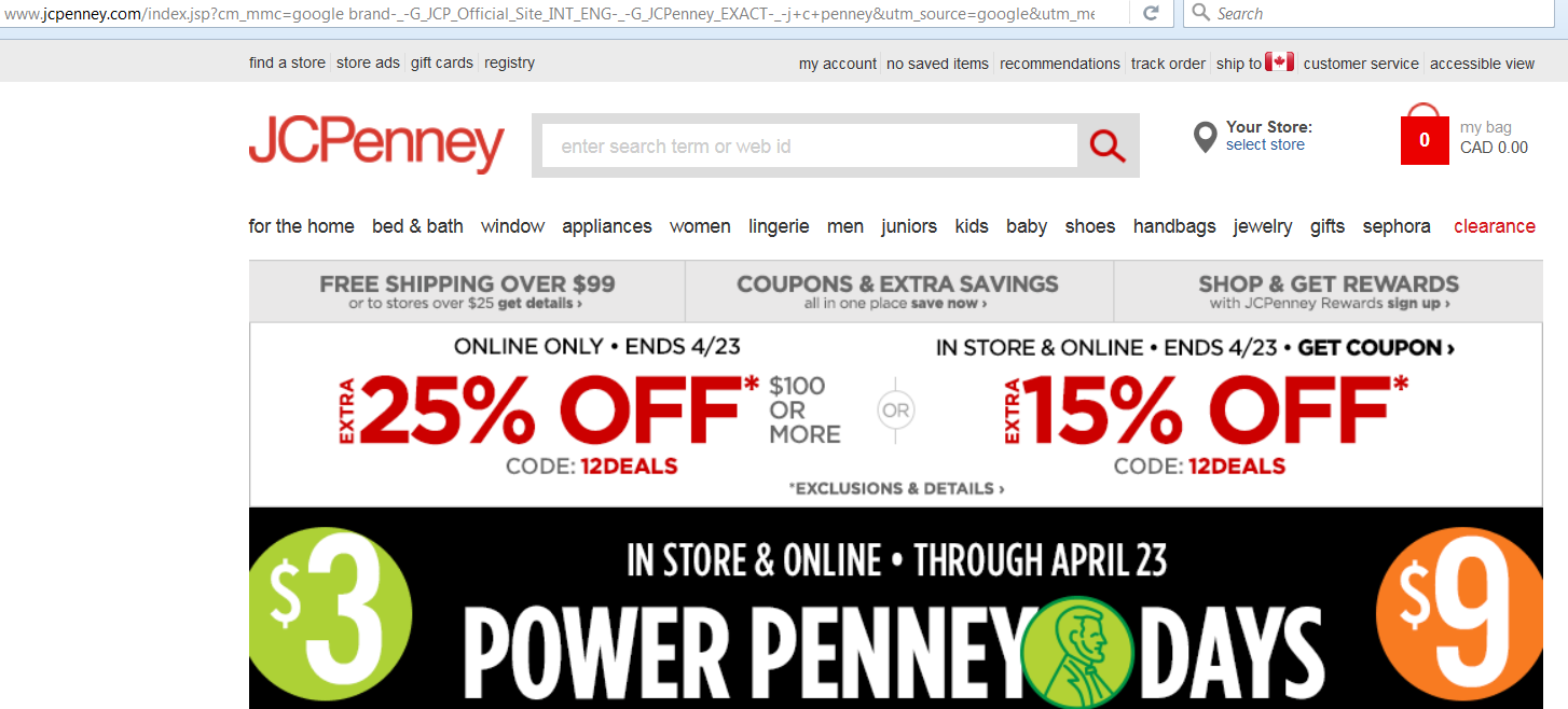 Jcp Stock Quote Top 3 Reasons To Buy J.cpenney Now  J.cpenney Company Inc