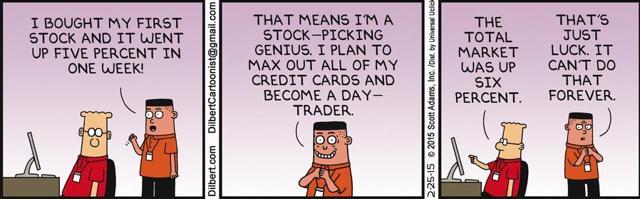 Graycell Advisors - Dilbert Cartoon