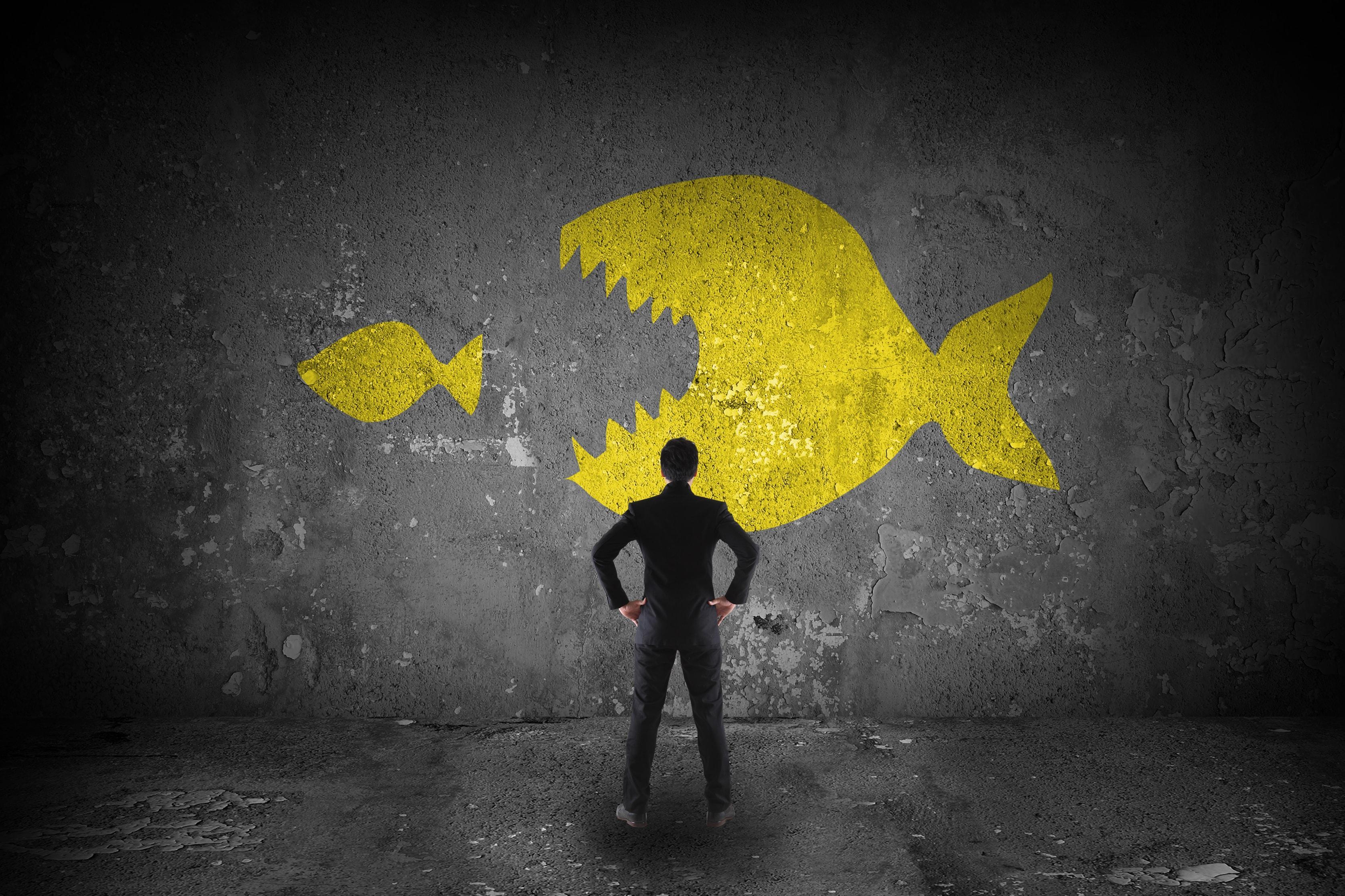 Will Major Financial Advisor Firms Dominate Internet Marketing?