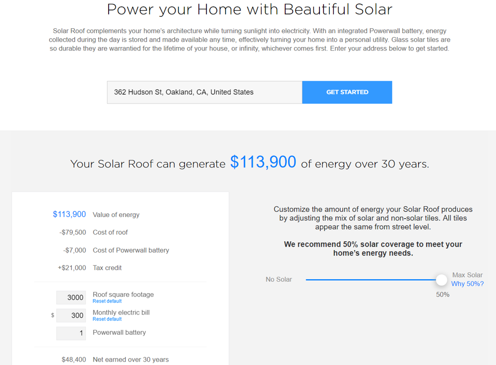 Tesla S Solar Roof Pricing Is Out And It S Competitive