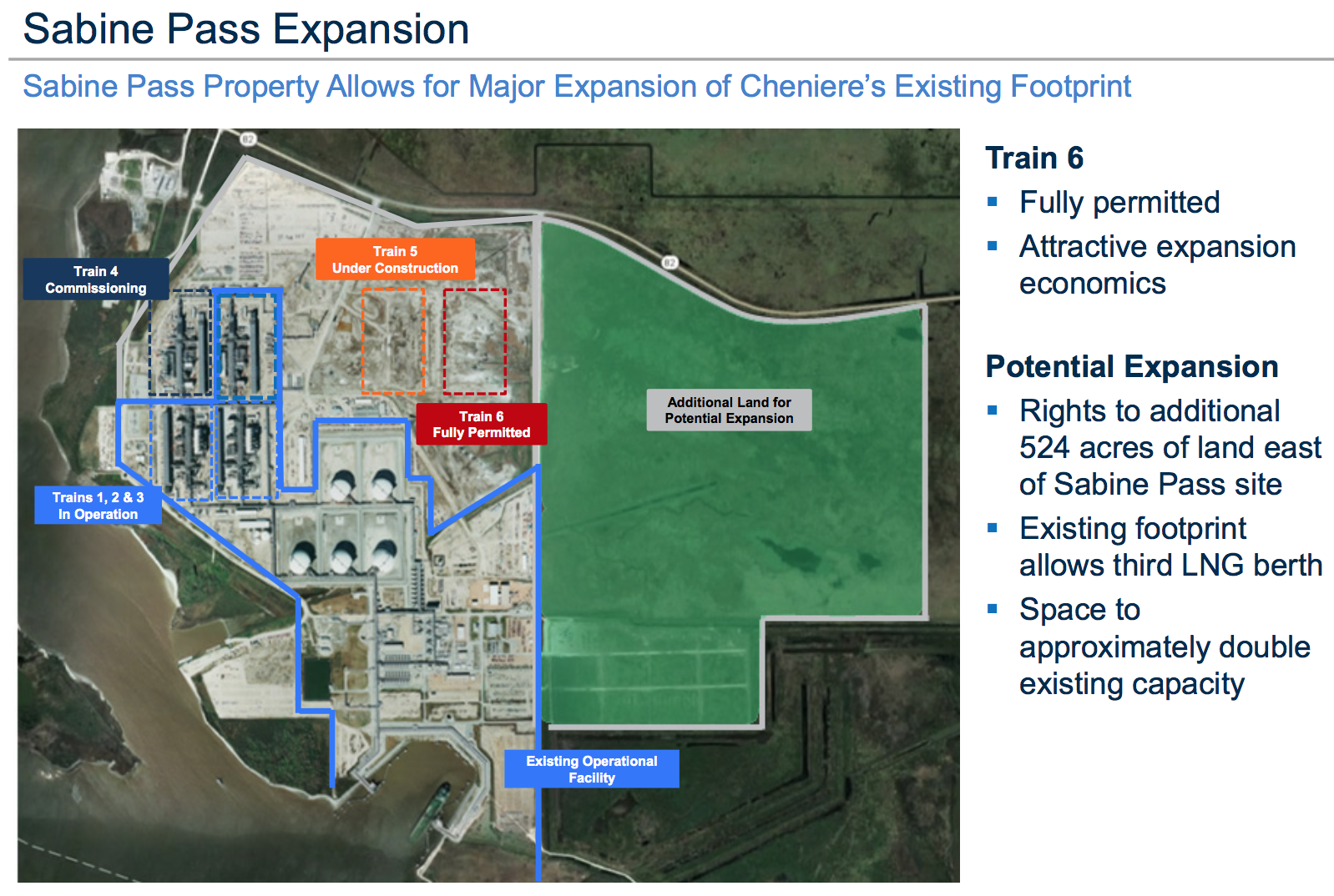 sabine pass singles Cheniere's sabine pass lng terminal, pipeline set to go cheniere creole trail and cheniere sabine pass pipelines into a single line to serve two.