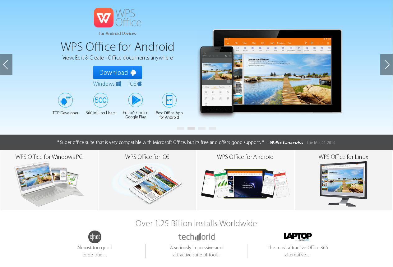 WPS Office, Not Google's G Suite, Is The Bigger Threat To Microsoft