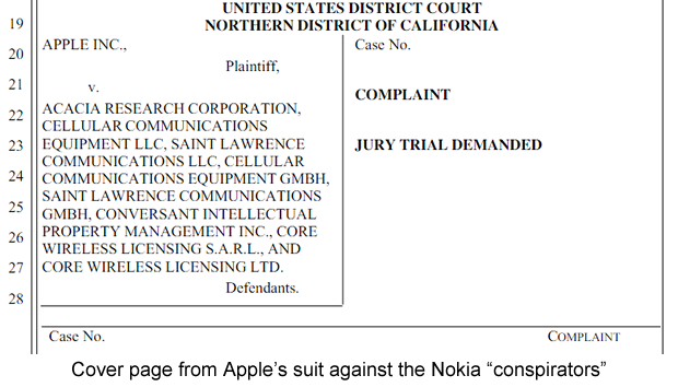 Apple And Nokia Settle Their Differences