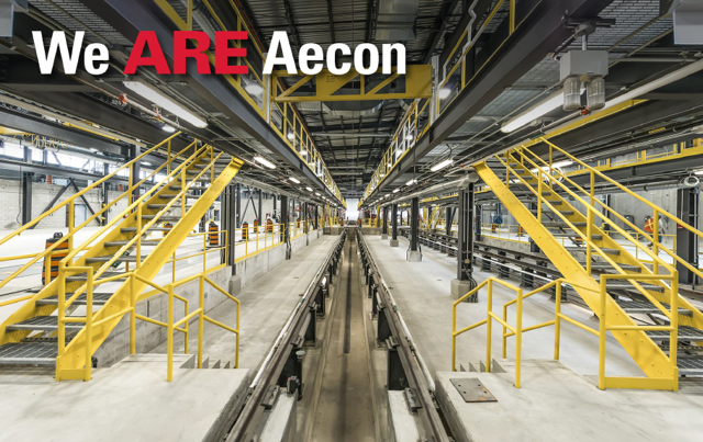 Aecon Investor Presentation Cover Page