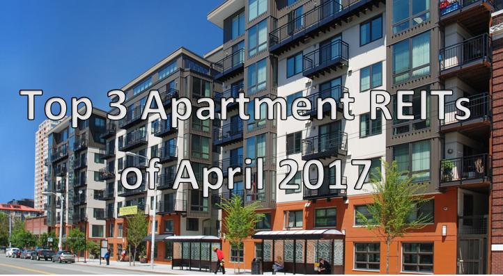 Top Residential Reit Picks Of May Seeking Alpha