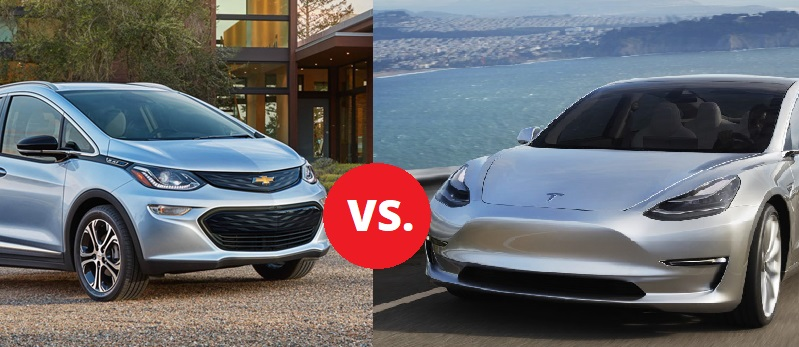 gm 39 s chevy bolt is not serious competition for tesla 39 s. Black Bedroom Furniture Sets. Home Design Ideas