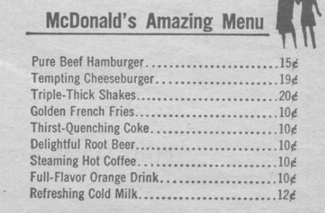 The original McDonald