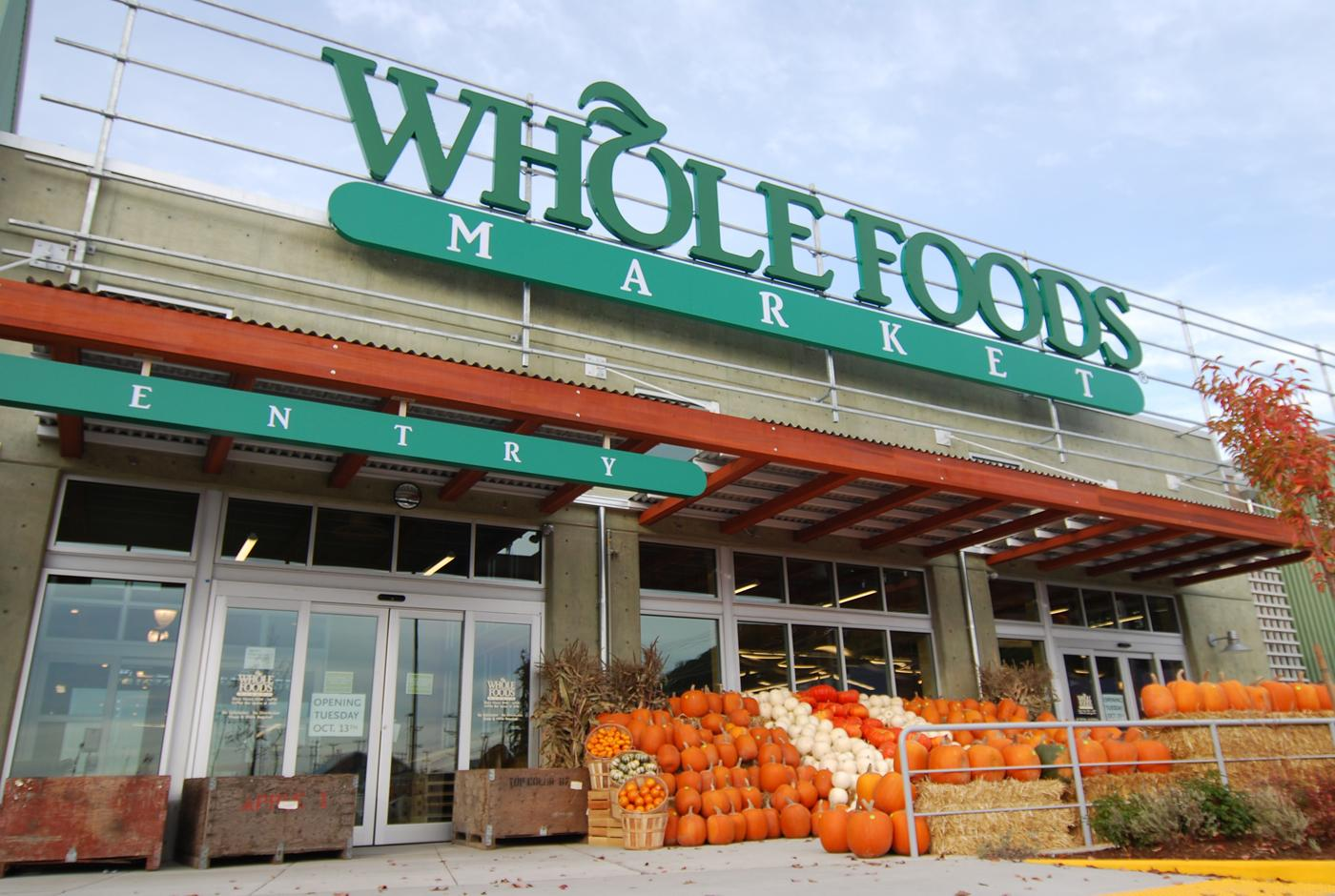 Whole Foods Stock Quote Whole Foods The Most Expensive Grocery Store Is Also The Most
