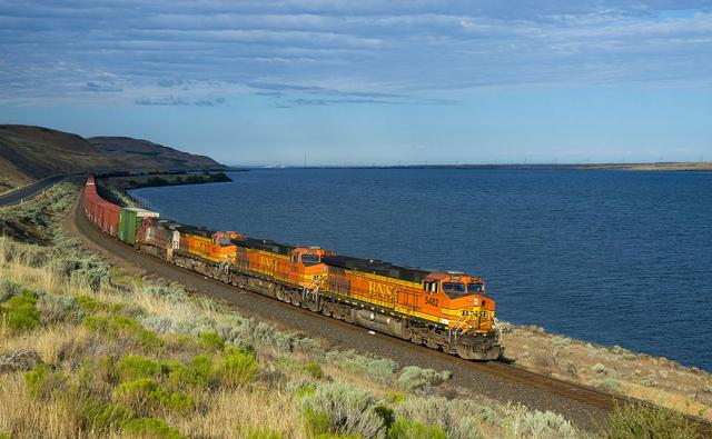Railroad Industry Continues To Shine Bright As Transports Waver