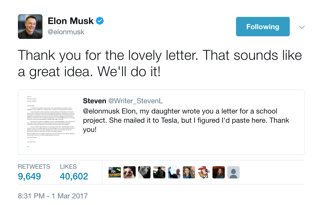 Project Loveday: Tesla's Customers Are Doing All The