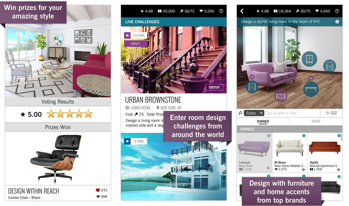 Is Design Home\'s Performance Enough To Rescue Glu Mobile? - Glu ...