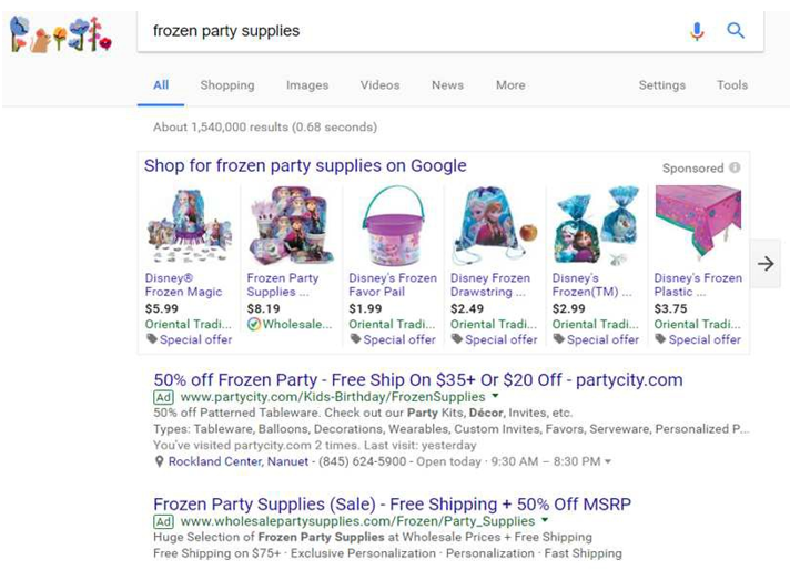 Pricing PRTY Is Simply Not Competitive On A Quick Search Around The Web Shows That There Are Quality Options Available To Consumers At Fraction