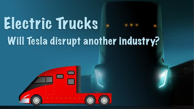 Potential Tesla Truck Image
