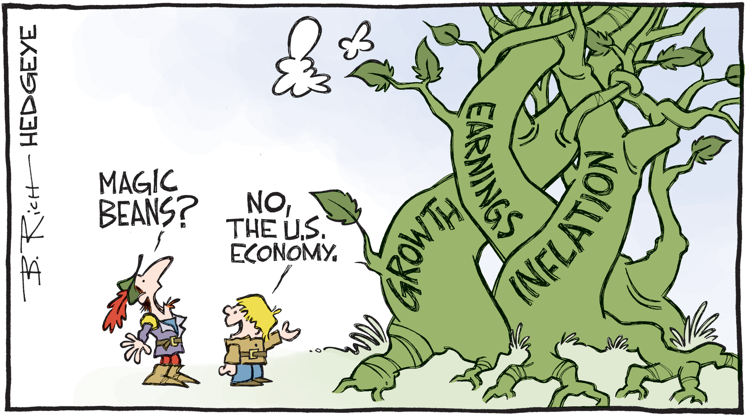 Image result for stocks hedgeye cartoon