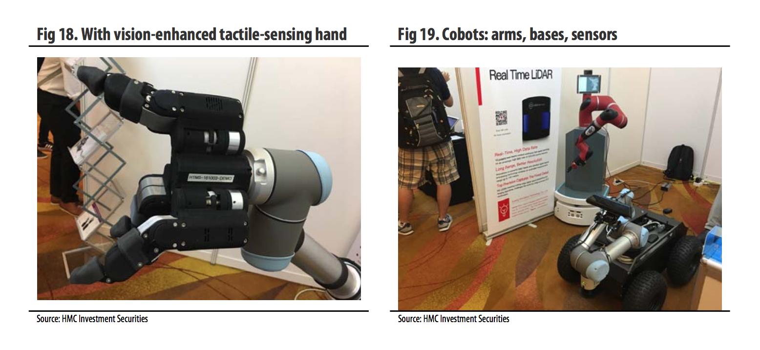 robotics outlook from icra 17 insights seeking alpha