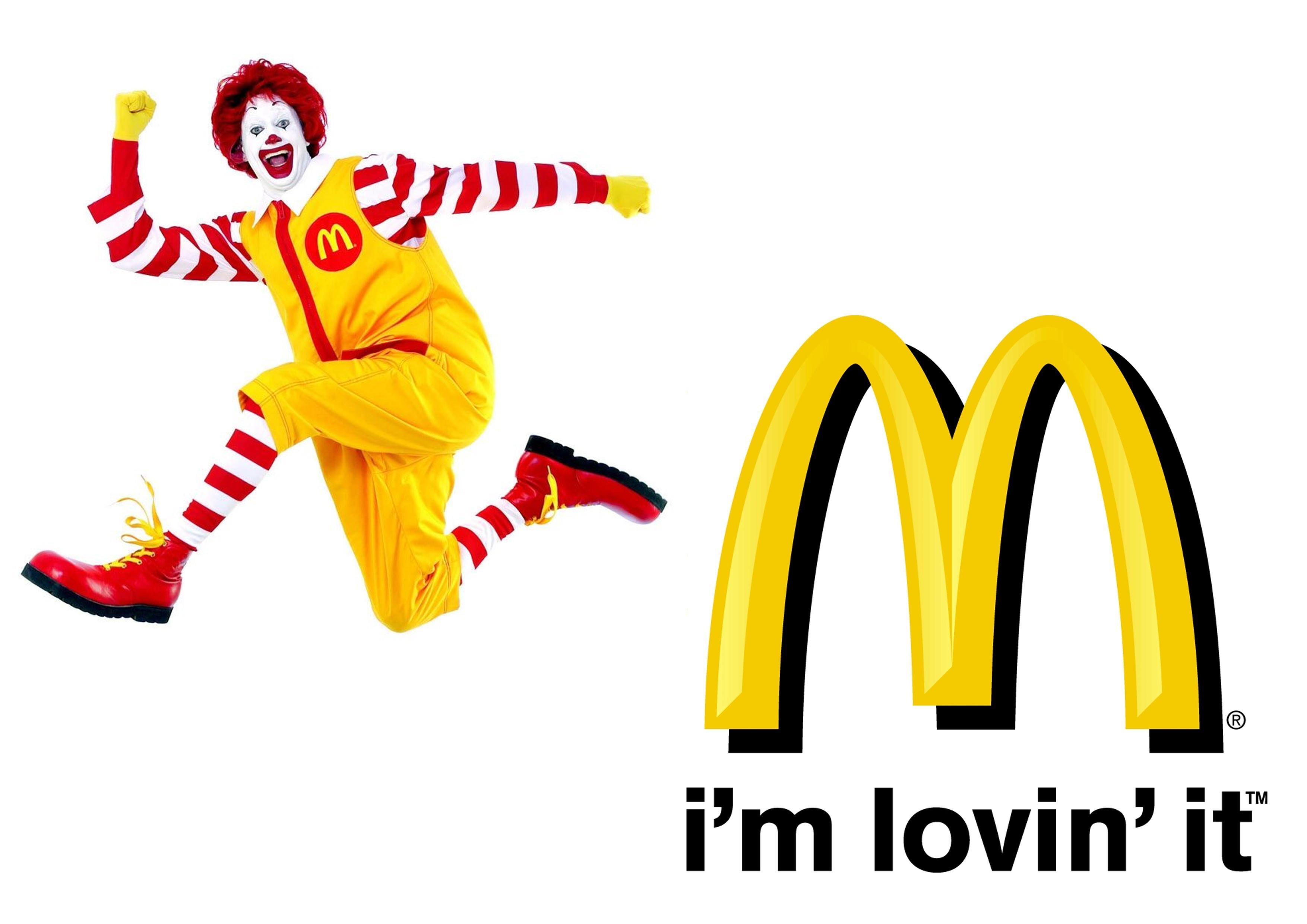Mcdonalds Logo 2015 Im Lovin It