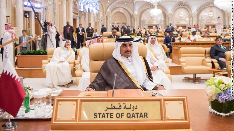 Qatar denies that charities fund terrorism