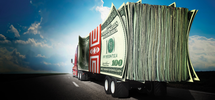 Trucking Industry Gets Back On Track As Stock Prices Recover