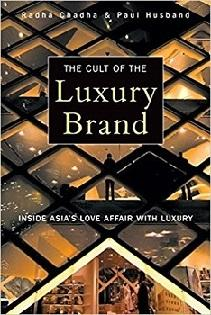 The Cult of the Luxury Brand - Cover