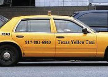yellow cab Arlington TX