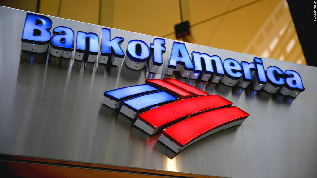 Rising interest rates boost Bank of America's profits