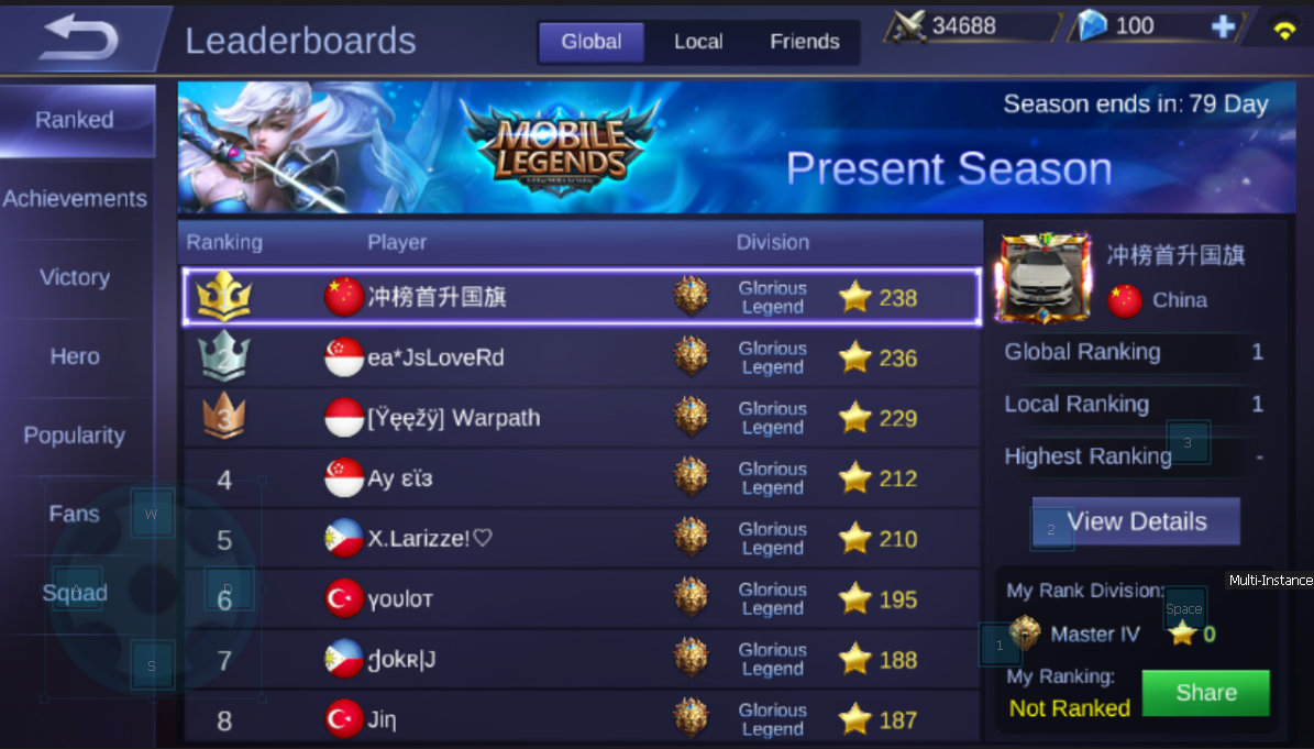 'Mobile Legends' Is A Threat To Tencent's 'League Of ...