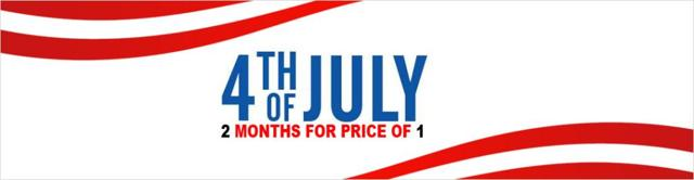 4th July Promotion