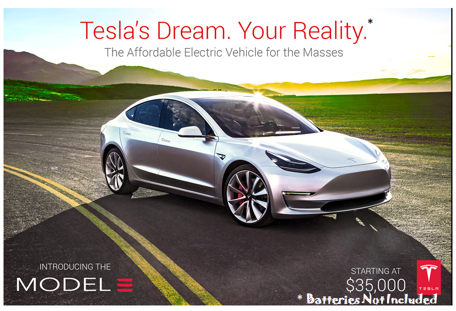 How Much Tesla Car Cost