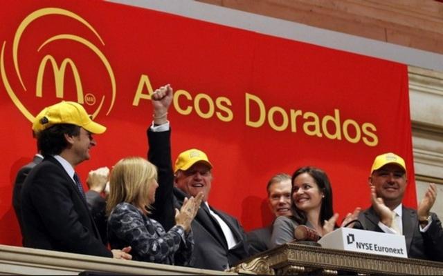 Arcos Dorados IPO